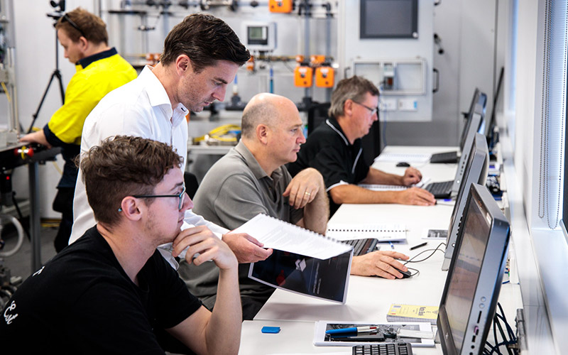 Diploma of Applied Technologies Course Open